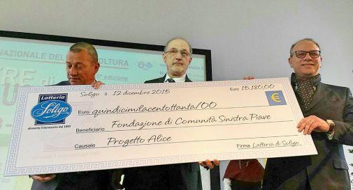 Da Latteria Soligo 15mila euro contro la violenza sulle donne