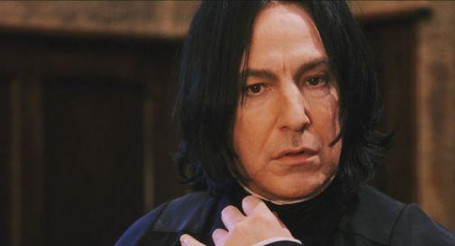 E' morto il professor Piton di 'Harry Potter'