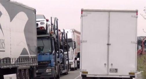 Crisi nera per gli autotrasporti, perse 237 aziende in 5 anni nella Marca
