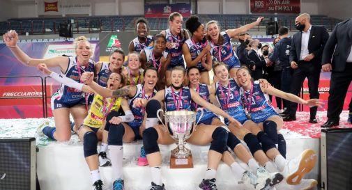 Imoco vince la Coppa Italia