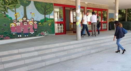 Scuola elementare della provincia di Treviso