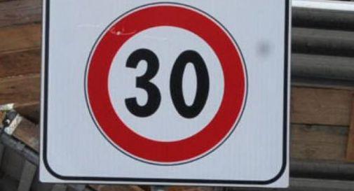 In città a 30 all'ora: l'amministrazione introduce i nuovi limiti