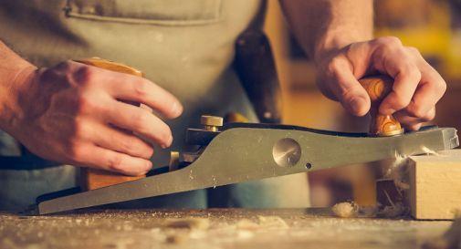 Lavoro artigianale nella Marca