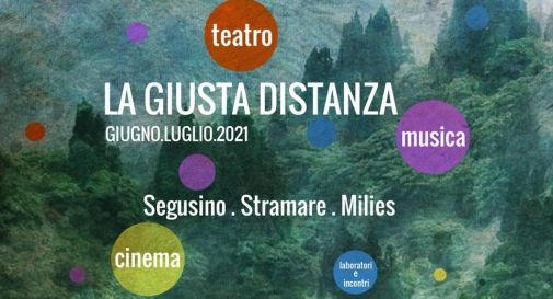 """Festival """"La Giusta Distanza"""""""