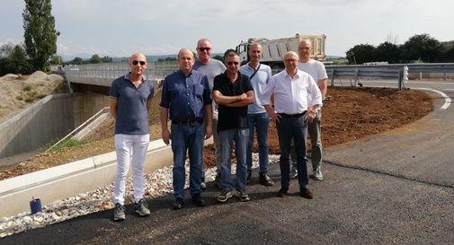 Varato il nuovo cavalcavia sulla Superstrada Pedemontana Veneta