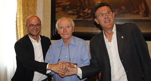 Gerhard Croll ha donato a Castelfranco il suo archivio su Agostino Steffani