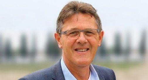 Il sindaco Stefano Marcon