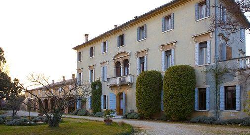 Villa Bertolini all'asta