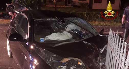 Schianto mortale durante la lite, arrestato il conducente. L'avrebbe fatto apposta