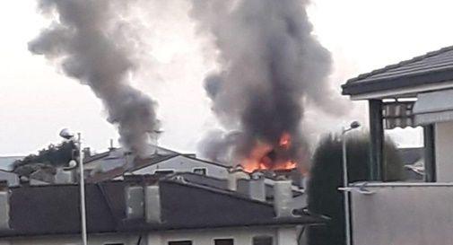 """""""Incendio alla Sidernorio di Riese, non c'è nessun inquinamento"""""""