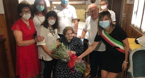 Lucia Forner, 106 anni