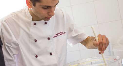 Treviso, il gelato prodotto da ragazzi svantaggiati e con autismo servito in un grande ristorante