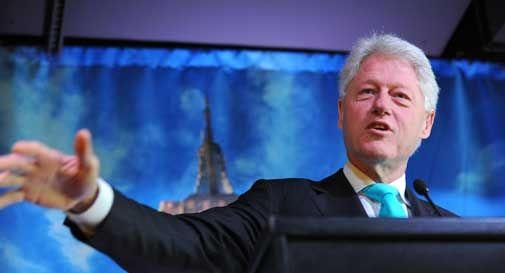 Bis di Clinton scrittore: arriva