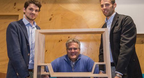 Un concorso, Otto-panche, due architetti veneti i vincitori