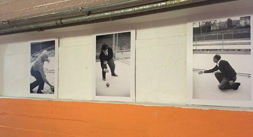 Il sottopasso preso di mira dai vandali, era appena stato riqualificato con una mostra fotografica