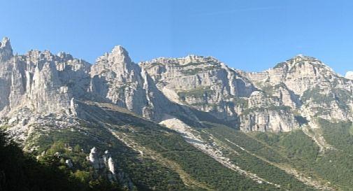 Cade dalle Piccole Dolomiti, morta 25enne