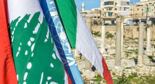 Libano: I caschi blu italiani sostengono il patrimonio archeologico