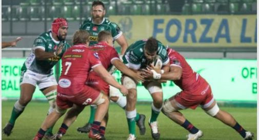 Benetton, ecco il XV anti-Connacht