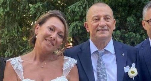 Santa Lucia, il sindaco Szumski si è sposato