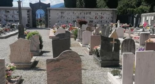 cimitero revine