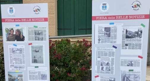 450 belle notizie da ricordare in mostra a Vedelago