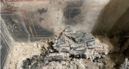 Da uno scavo in un ex cinema di Verona i resti di una piccola Pompei
