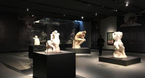 Santa Caterina inaugura gli spazi restaurati con Rodin