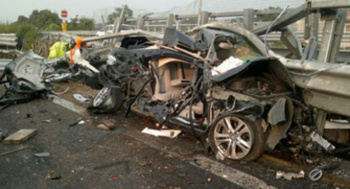 Il 22% degli scontri in autostrada per colpi di sonno