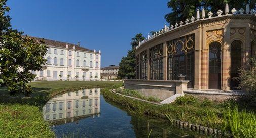 complesso di Villa Parco Bolasco