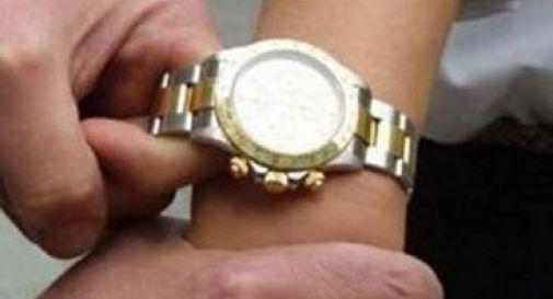 furto Rolex