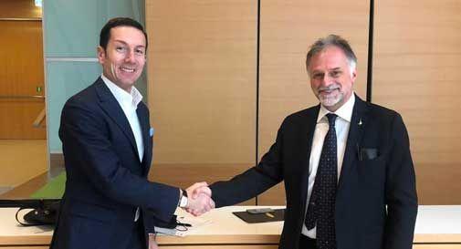 Conegliano, Garbellotto incontra il ministro Garavaglia: