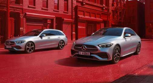 Da Carraro Concessionaria è arrivata Nuova Classe C: l'ultima affascinante Stella di Mercedes-Benz