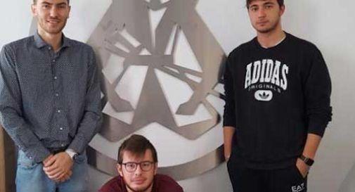 Rivestimento in alluminio per i treni, il progetto di 3 studenti della Marca va in porto