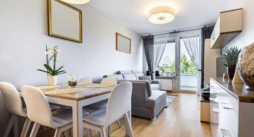 I consigli per arredare un appartamento di 50 mq a Padova