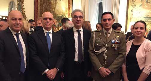 Vittorio Veneto, la giunta vola a Londra per l'inaugurazione della mostra