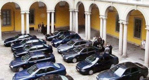 Zaia: si rinunci alle auto blu