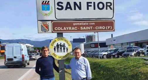 San Fior comune sicuro grazie al controllo di vicinato:
