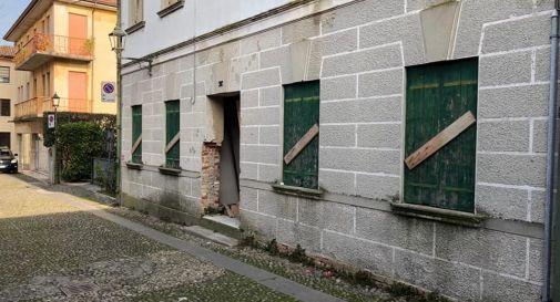 il palazzo di Oderzo