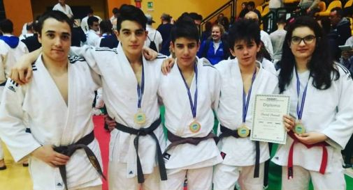 Judo Treviso protagonista ai regionali di Jesolo