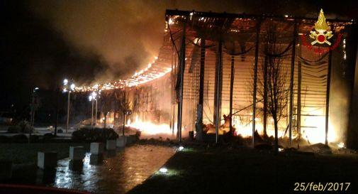 Incendio Oderzo: «Solidarietà ai lavoratori»