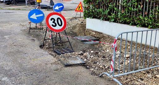 Manutenzione stradale a Mogliano Veneto