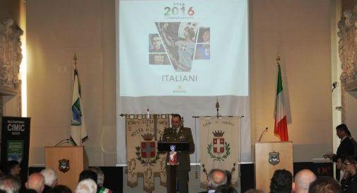 Il Calendesercito 2016 presentato a Oderzo