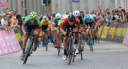 Sabato a Castelfranco il traguardo finale del Giro d'Italia Under 23