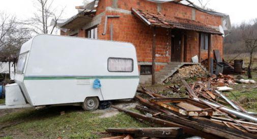 Terremoto in Croazia