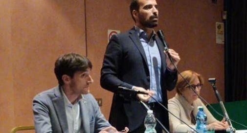 Il renziano Marattin a Treviso: «Idee diverse dal PD. Percepiti come corpo estraneo nella sinistra».