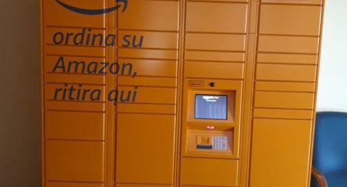 Locker Amazon