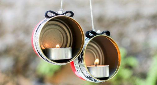Riciclo creativo: idee e suggerimenti per il riciclare le lattine del caffè