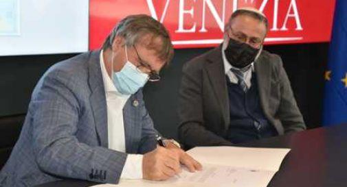 Venezia, rinnovata l'