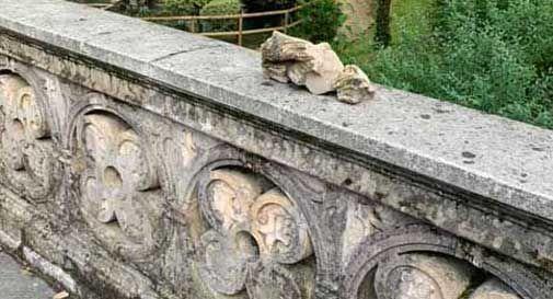 Vittorio Veneto, statua