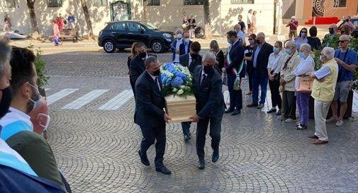 Vittorio Zanini funerale